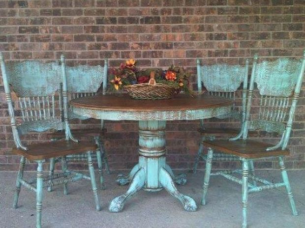 Shabby Chic Furniture Styles