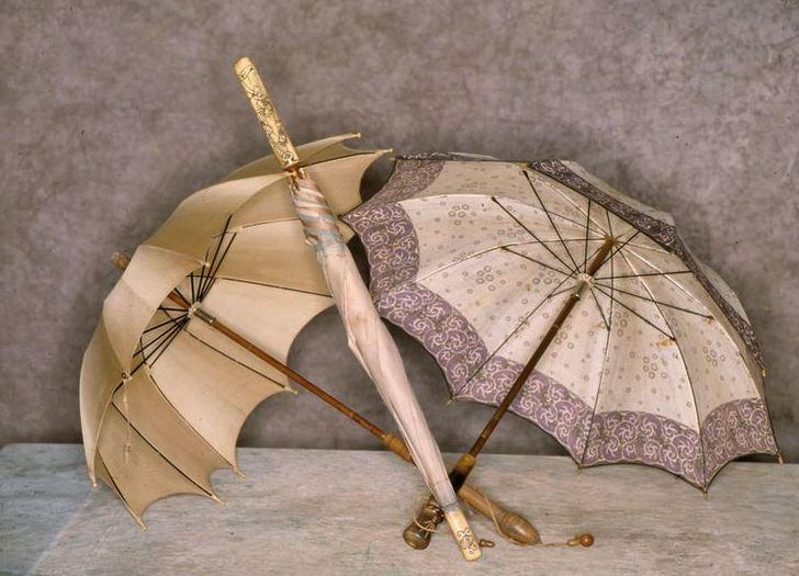 Vintage umbrella & Parasol