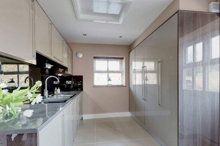Planning and designing a utility room