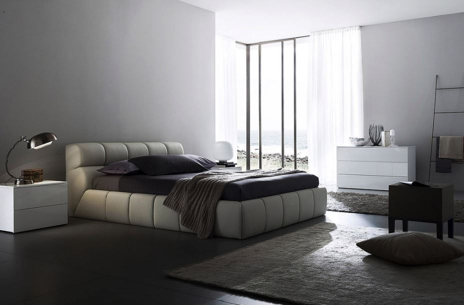 modern bedroom furniture set