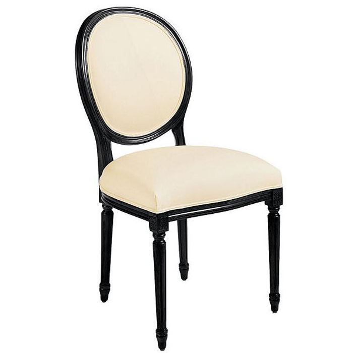 Custom Antique French Chair