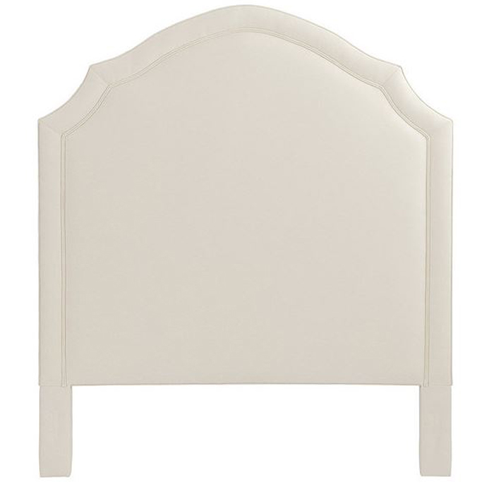 Custom Antique French Single Headboard
